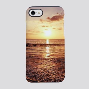 Maui Sunset Hawaiian iPhone 8/7 Tough Case